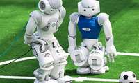 Роботлар футболни инсондан-да яхшироқ ўйнайдиган бўлади(ми?)
