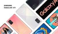 Samsung Galaxy A71 ва A51 ҳақида яхши янгилик бор!