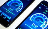 Турли моделлардаги iPhone'ларда 4G LTE тезлиги қанчалик фарқ қилади?