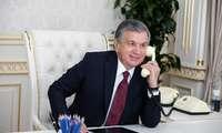 Ўзбекистон президентининг мобил телефони борми?