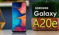 Galaxy A20e – ҳамёнбоп туркумнинг энг ихчам, лекин «бели бақувват» вакили!