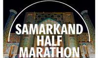 UMS жамоаси – Samarkand Half Marathon иштирокчиси