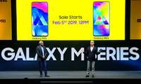 Ниҳоят, Samsung энг арзон Galaxy M10 ва M20 смартфонлари тақдимотини ўтказди!