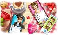 Telegram 5.15: yangilangan profil, atrofdagilarni topish va Valentin kuniga animatsiyali emodzilar!