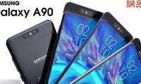 Ғайриоддий камерали Galaxy A90 илк видеороликда: у кутилганидан бошқачароқ экан!