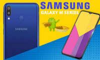 Samsung энг арзон ва оммабоп смартфонларини ҳам Android 9 Pie'гача янгилай бошлади
