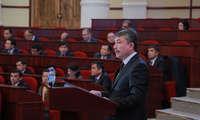 «Ҳукумат соати»да АКТ вазири депутатлар саволларига жавоб берди