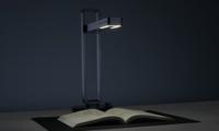 Aura: hujjatlarni skanerlash endi stol lampasi orqali amalga oshiriladi