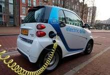 2030 йилгача барча автомобиллар электромобилга алмаштирилади!