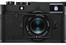 Leica битта автомобиль нархида... оқ-қора камера тақдим этди!