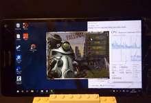 Хакер тўлақонли Windows 10 тизимини ва Fallout ўйинини эски русумдаги смартфонга ўрнатди!