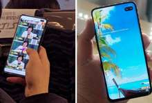 Samsung Galaxy S10 туркумидаги учта флагман битта расмий суратда!