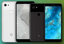 Google Pixel 3a ва 3a XL тақдим этилди: улар кутилганидан арзонроқ экан!