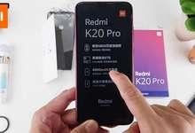 РАСМАН: Xiaomi «қотил» – Redmi K20 флагманлари тақдимотини эълон қилди