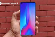 Экрани «тирқиш»ли Huawei Nova 4'нинг барча жиҳатлари тақдимотдан аввал «жонли» суратда фош этилди