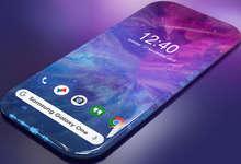 Galaxy One – ҳар томонлама «шаршара» экранли илк смартфон!