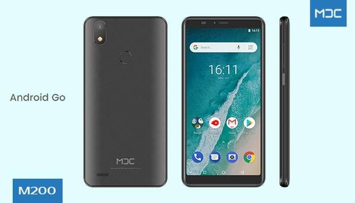 Android Go тизимли MDC M200 смартфони Ўзбекистонда арзон нархда савдога чиқди!