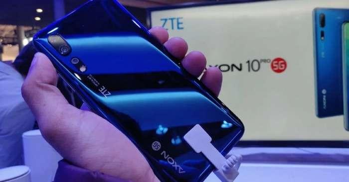 AnTuTu'да янги рекорд: ZTE Axon 10 Pro 5G бунга қандай эришди?