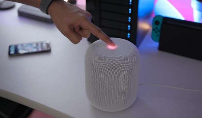 HomePod смарт-колонкаси камерасиз ҳам эгасининг юзини ва қўл ишораларини танийди!