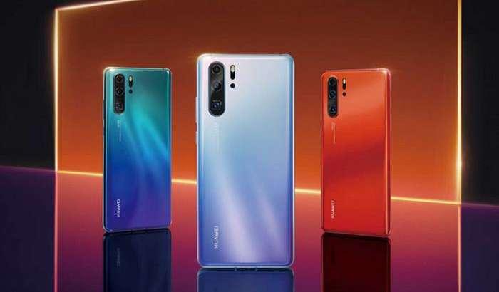 Ҳали тақдим этилмаган Huawei P30 Pro'ни қадоғидан олиб томоша қиламиз! («жонли» видео ва суратлар)