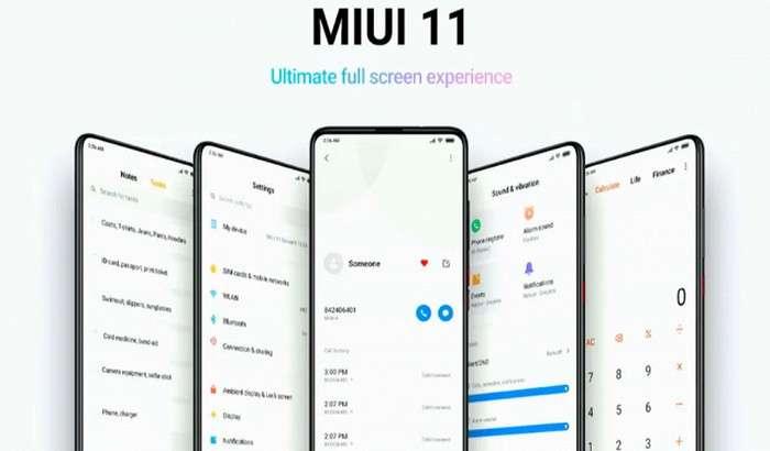 Яна нақ 15 хил Xiaomi ва Redmi смартфонларига барқарор MIUI 11 тарқатила бошлади