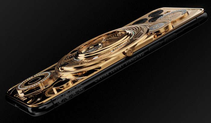 2 000 долларлик iPhone қиммат, дейсизми? 71 520 долларлиги чиқди! (+видео)