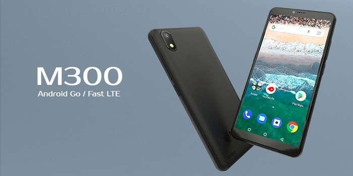 MDC M300: Android Go тизимида ишлайдиган арзон 4G-смартфон тез кунда Ўзбекистонда!