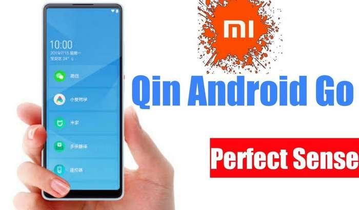 Xiaomi Qin 2 – atigi 73 dollarlik, eng nostandart smartfon namoyish qilindi!
