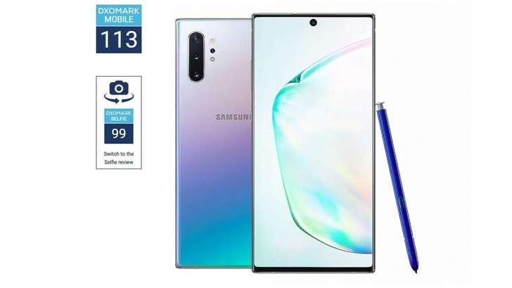 DxOMark: Samsung Galaxy Note 10+ 5G - камерафонлар қироли!