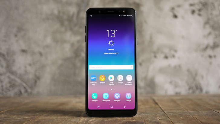 Samsung Galaxy A6+ смартфони: батафсил шарҳ, устунлиги ва камчиликлари