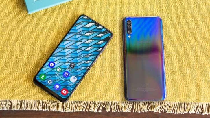 Yangilanishdan so'ng Samsung Galaxy A50'da muammo yuzaga keldi