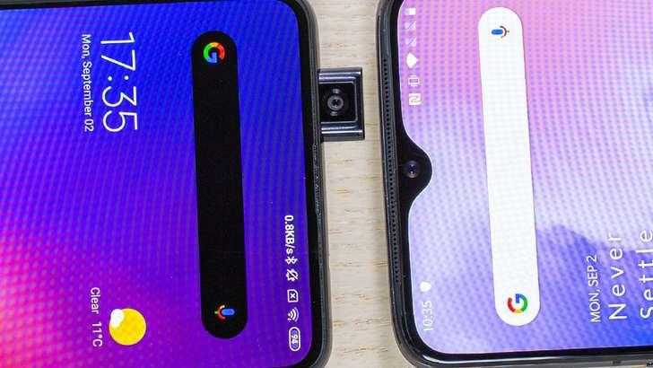 Xiaomi мисли кўрилмаган селфи камера дизайнини яратди