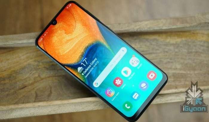 Ҳамёнбоп Galaxy A40 смартфонини сифатли ва «жонли» суратларда кўрамиз!