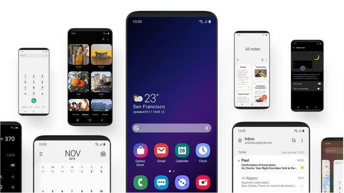 Samsung янги – One UI график қобиғини чиқарди, лекин уям ҳамма учун эмас... (+«жонли» видеолар)