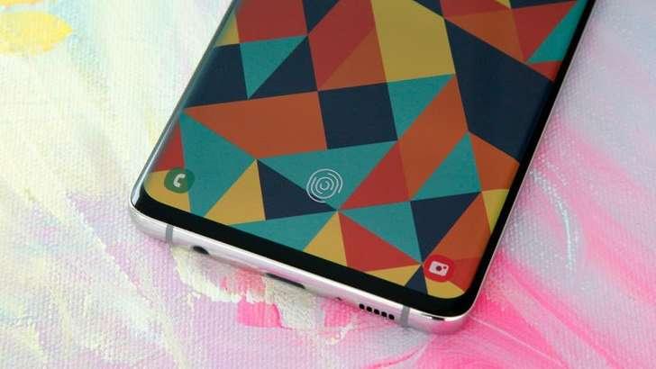 Samsung бутунлай ўзгача смартфон устида ишламоқда