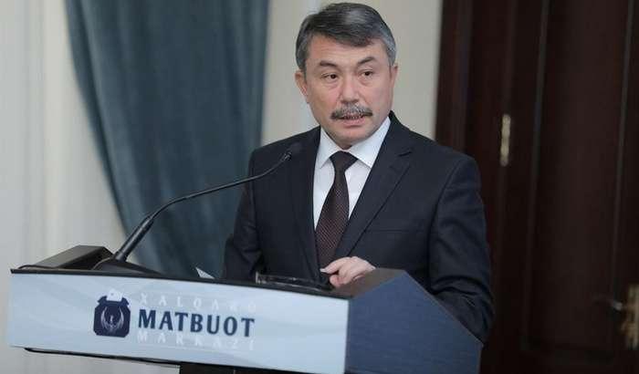 AKT vaziri: «Saylov jarayonini boshqarish axborot tizimi ishlab chiqildi»