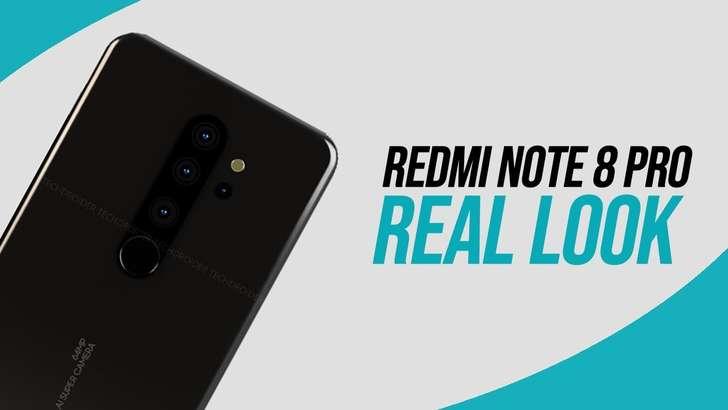 Расман! 64 мегапикселлик  Redmi Note 8 Pro ва Note 8  тақдимот санаси маълум қилинди