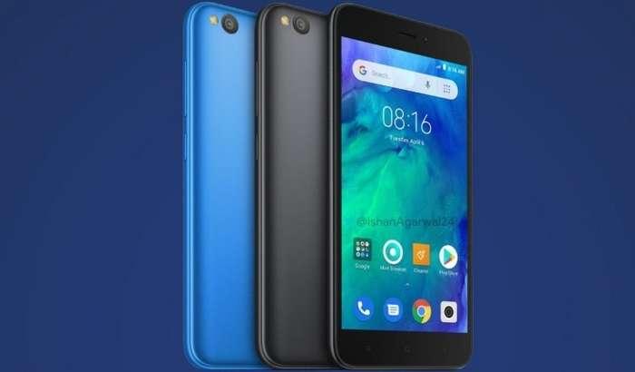 Энг арзон Xiaomi смартфони – Redmi Go суратлари ва нархи эълон қилинди