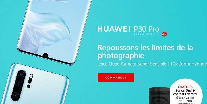 Huawei P30 ва P30 Pro мисли кўрилмаган функцияларга эга! (+«жонли» суратлар)