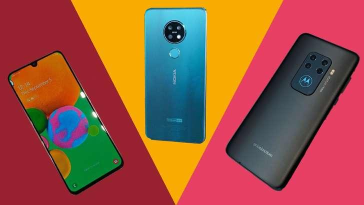 IFA 2019'да тақдим қилинган энг яхши смартфонларнинг бештаси билан танишинг
