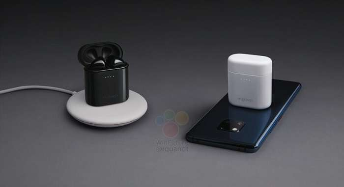 Dunyoda birinchi: Huawei Mate 20 smartfonni simsiz quvvatlaydi