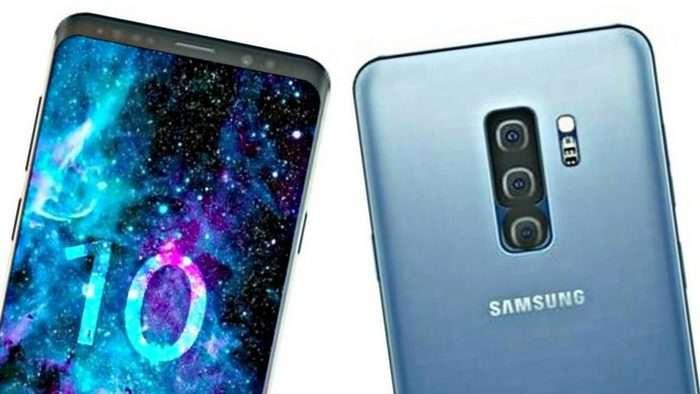 Samsung Galaxy S10 камералари расман намойиш этилди – улар 48 ва 32 мегапикселли!
