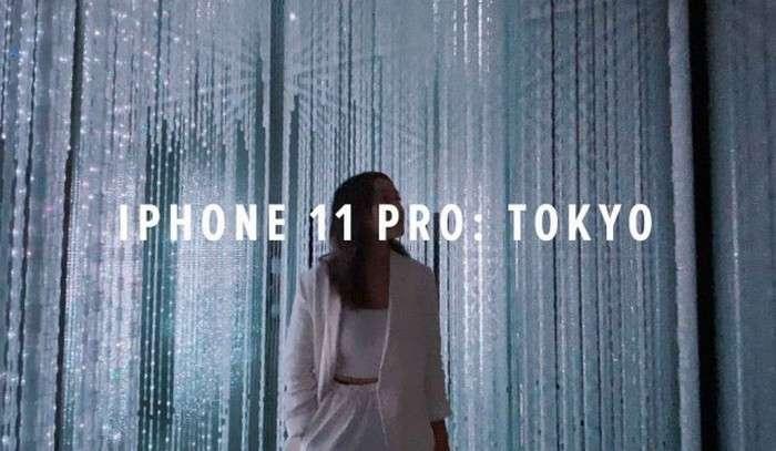 iPhone 11 Pro'да суратга олинган илк фильм Тим Кукни ҳам ҳайратга солди! (+видео)