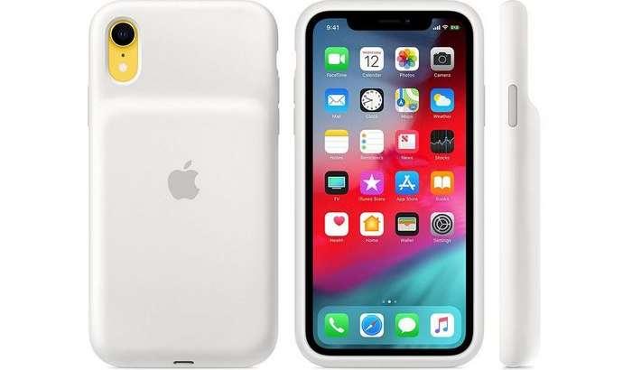 «Homilador» g'iloflar: Apple ayfonlar uchun Smart Battery Case – g'ilof-batareya sota boshladi!