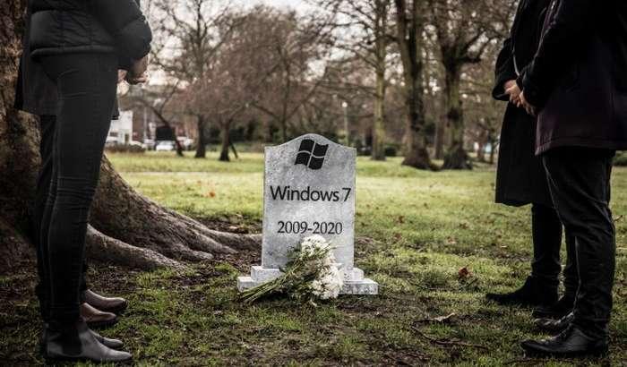 14 январда «жанозаси ўқилган» Windows 7 ҳақида 7 факт