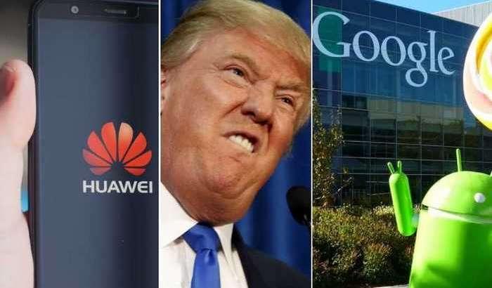 Huawei билан Google зўр режа тузганди, лекин Трамп унинг «илдизига болта урди»!