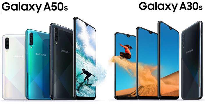 Samsung rasman Galaxy A10s, A20s, A30s va A50s narxlarini aytdi: atigi 150 dollardan boshlanadi!