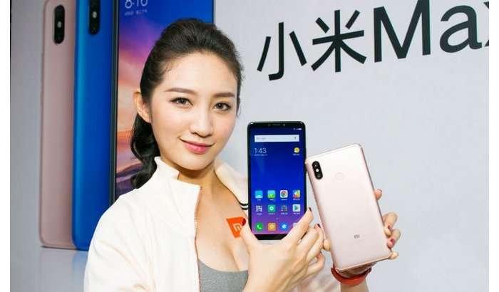 Xiaomi «мобил кинотеатр»и – Mi Max 3 рекорд даражада арзонлашди