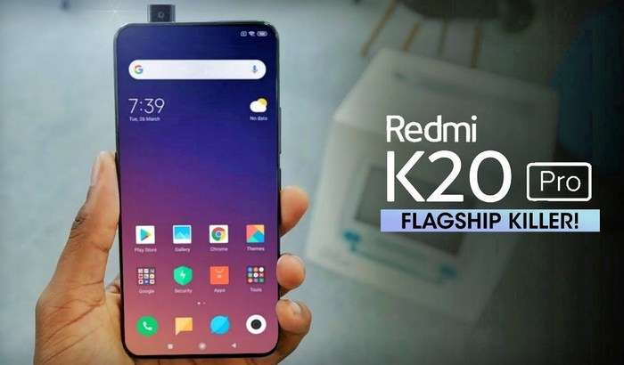 Redmi K20 Pro тезкорлиги Xiaomi вице-президентини чўчитиб юборди: у барча Mi 9'лардан кучли!