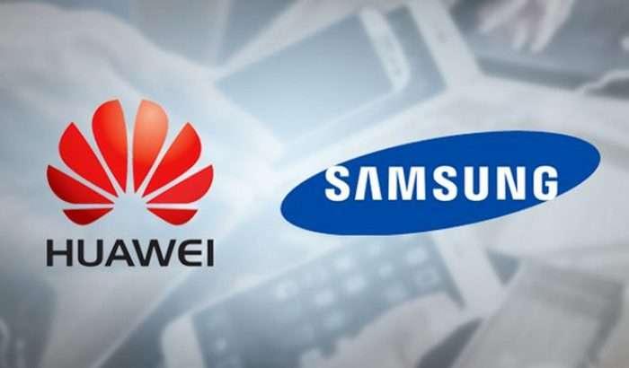«Флагманча» троллинг: Huawei ўз рекламасини Samsung'нинг «устига илиб» қўйди!